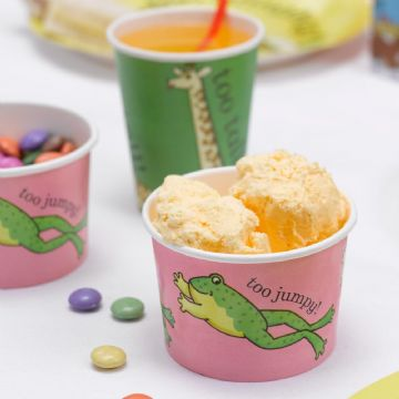 Dear Zoo Ice Cream Treat Tubs - pack of 8